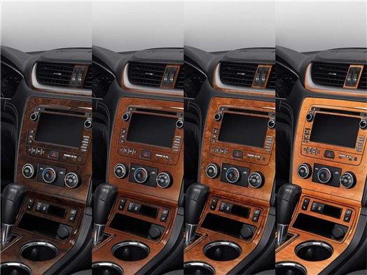 HYUNDAI HDI-30E Hyundai Genesis Coupe 2010-2012 Full Set, Navigation system, Manual Gearbox Cruscotto BD Rivestimenti interni...